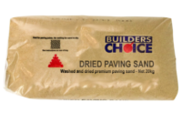 Builders Choice - Drymix Dried Paving Sand 20kg