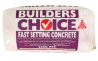 Builder Choice - Drymix Fast Setting Concrete 20kg