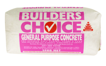 BGC - General Purpose Concrete - 20kg Drymix