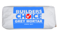 Builders Choice - Drymix Grey Mortar - 20kg