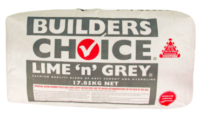 Builders Choice - Lime n Grey Cement 17.85kg