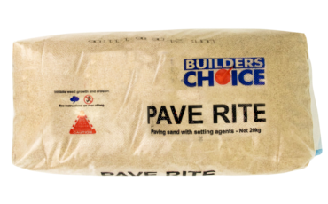Builders Choice - Drymix Pave Rite 20kg Dry Mix