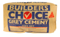 Builders Choice - Grey Cement 20kg