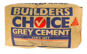 20KG Builders Choice - Grey Cement